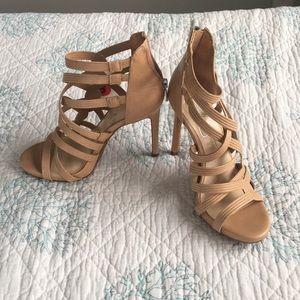 Jessica Simpson nude Rainah high heels